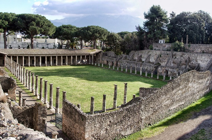Arena at Pompeii