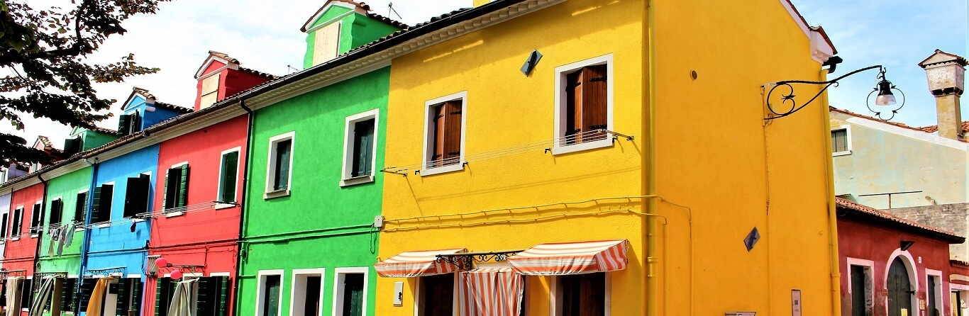 Morning Venice Islands Tour to Murano, Burano & Torcello Tour