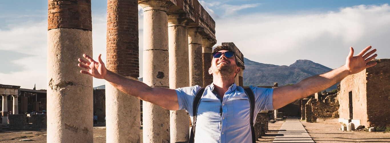 Pompeii Tour from Rome
