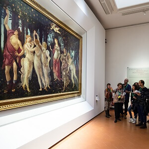 Florence Day Tour with Accademia & Uffizi Gallery