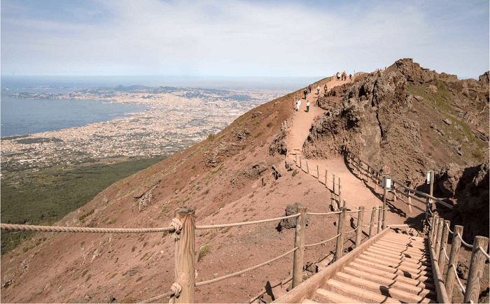 Mt Vesuvius Walk