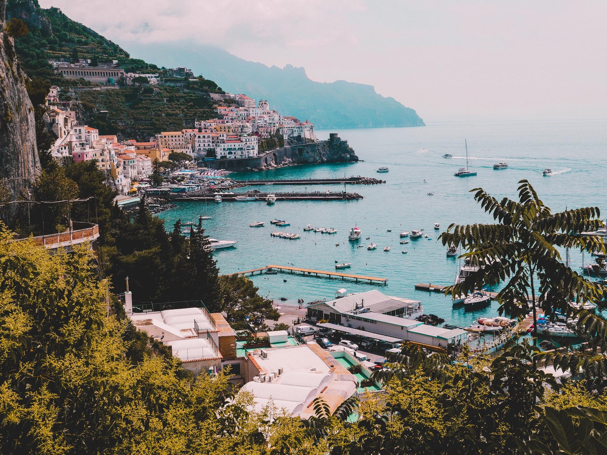 Amalfi Coast Transportation Guide