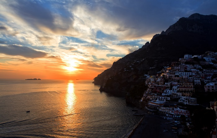 Honeymoon Locations on the Amalfi Coast
