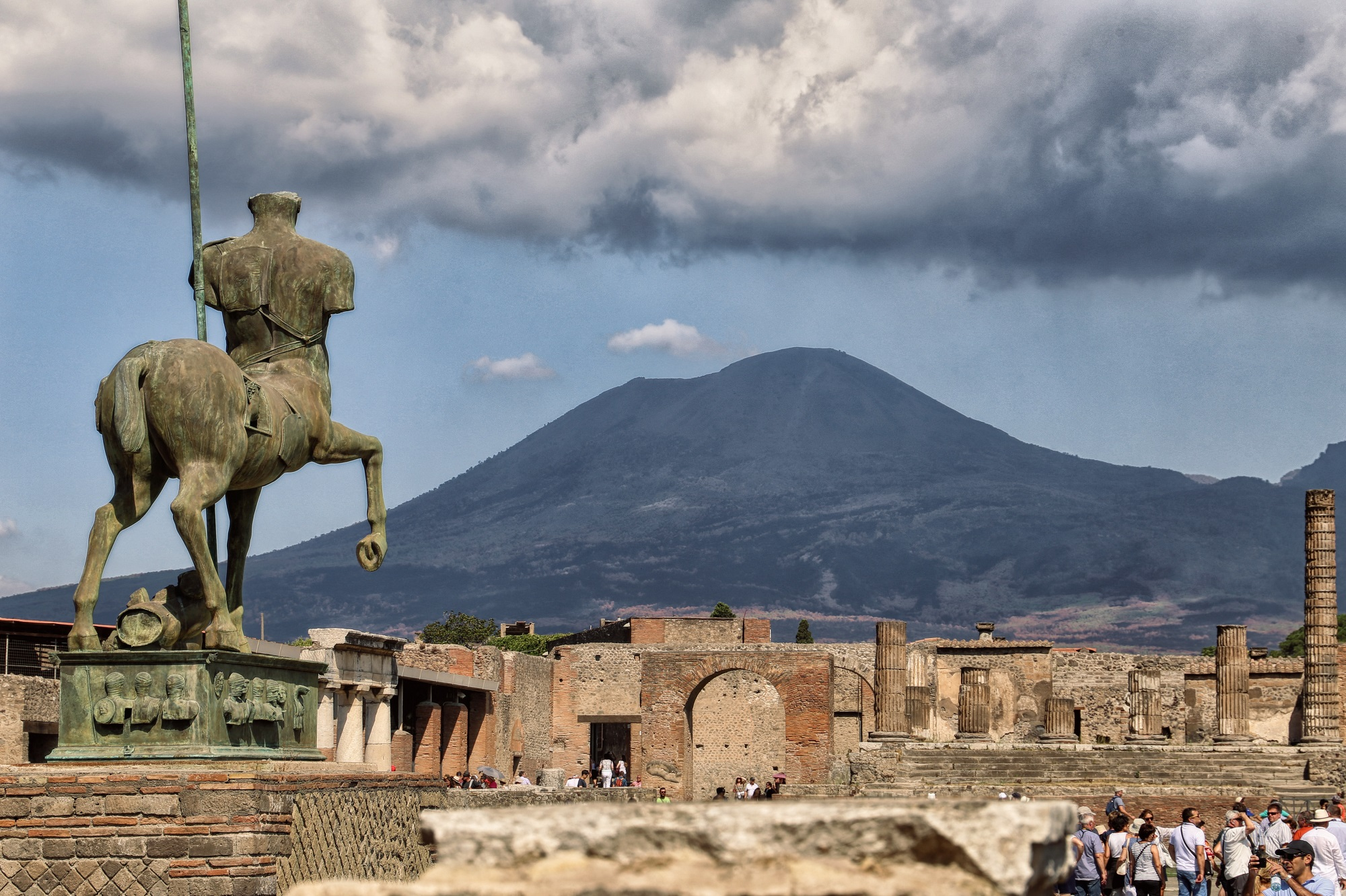 The Best Sights to See in Pompeii