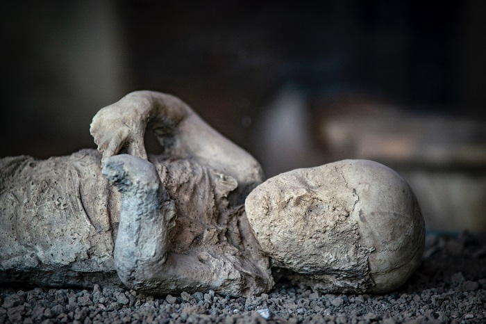 The Rediscovery of Pompeii