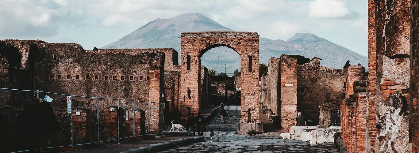 Pompeii Guided Walking Tour