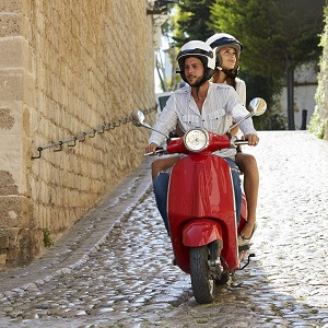 Afternoon Tuscany Vespa Tour from Florence