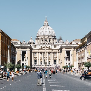Afternoon Vatican & Sistine Chapel Tour
