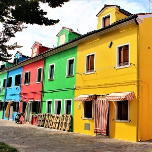 Morning Venice Islands To Murano, Burano & Torcello Tour