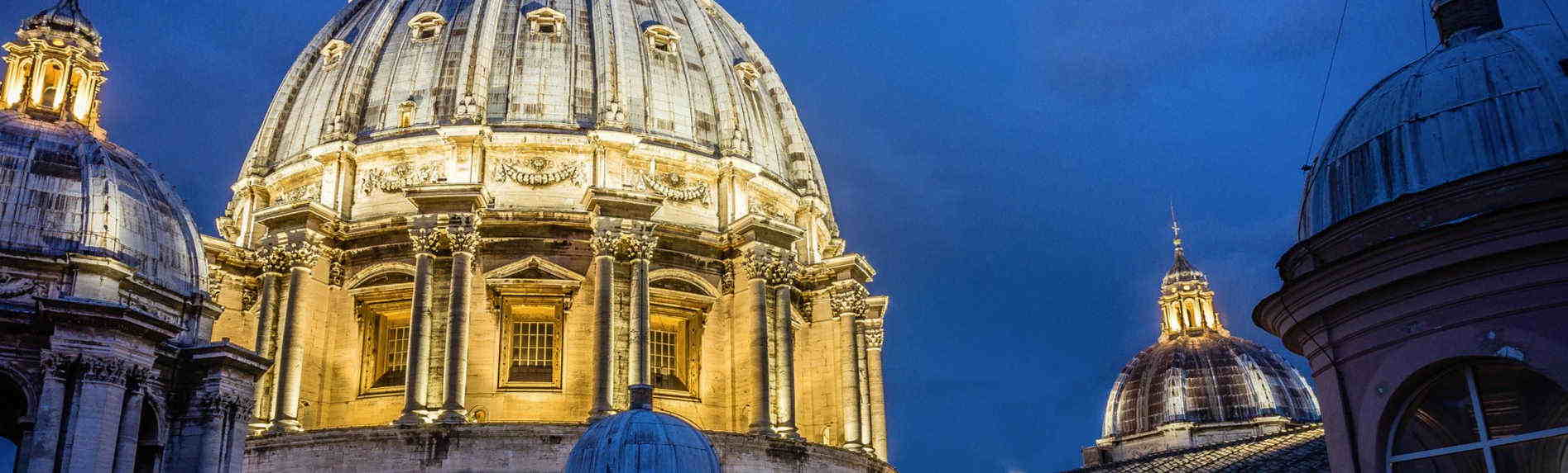 Climbing St Peters Dome