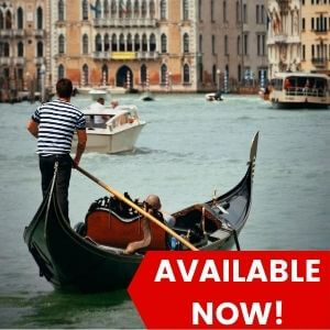 Private Venice Gondola Tour