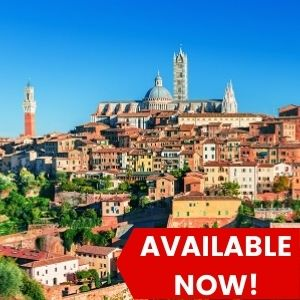 Tuscany Day Tour – Siena, San Gimignano, Pisa and Chianti Winery Lunch