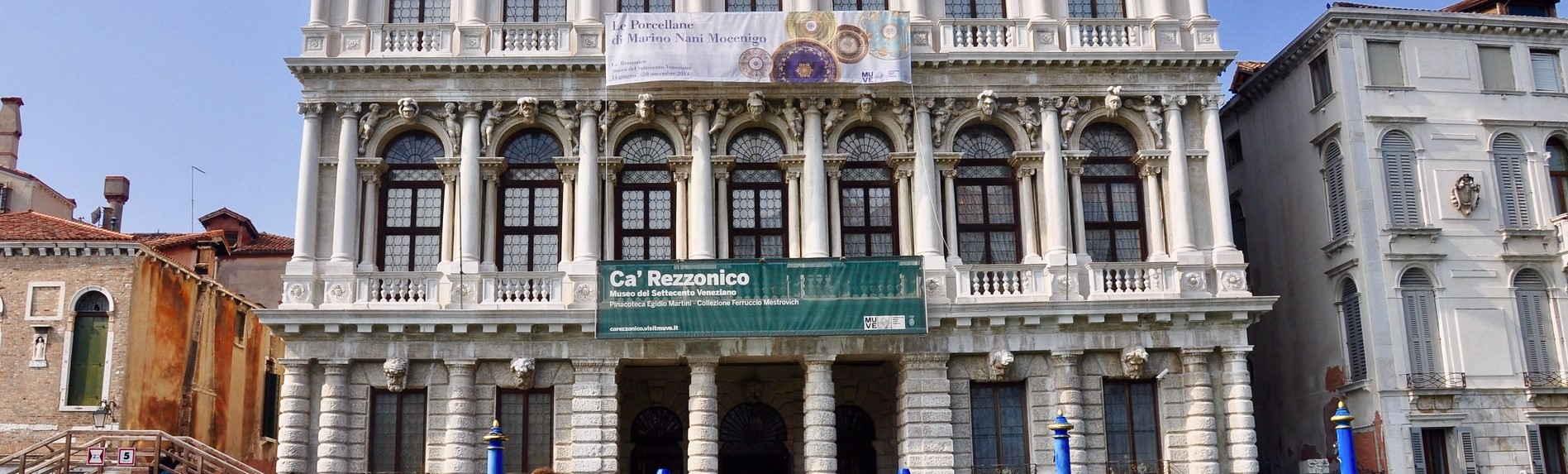 Ca' Rezzonico Museum