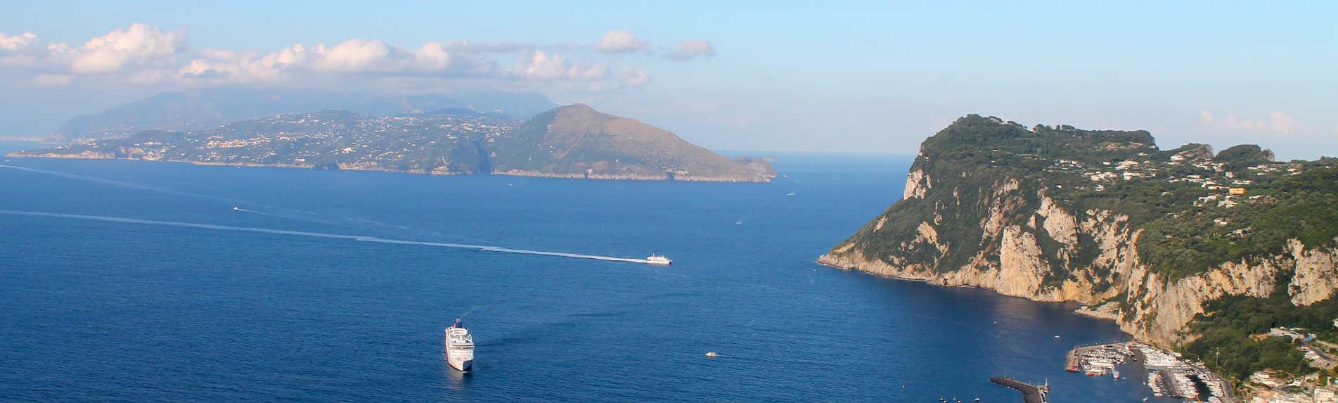 Capri Island Virtual Tour