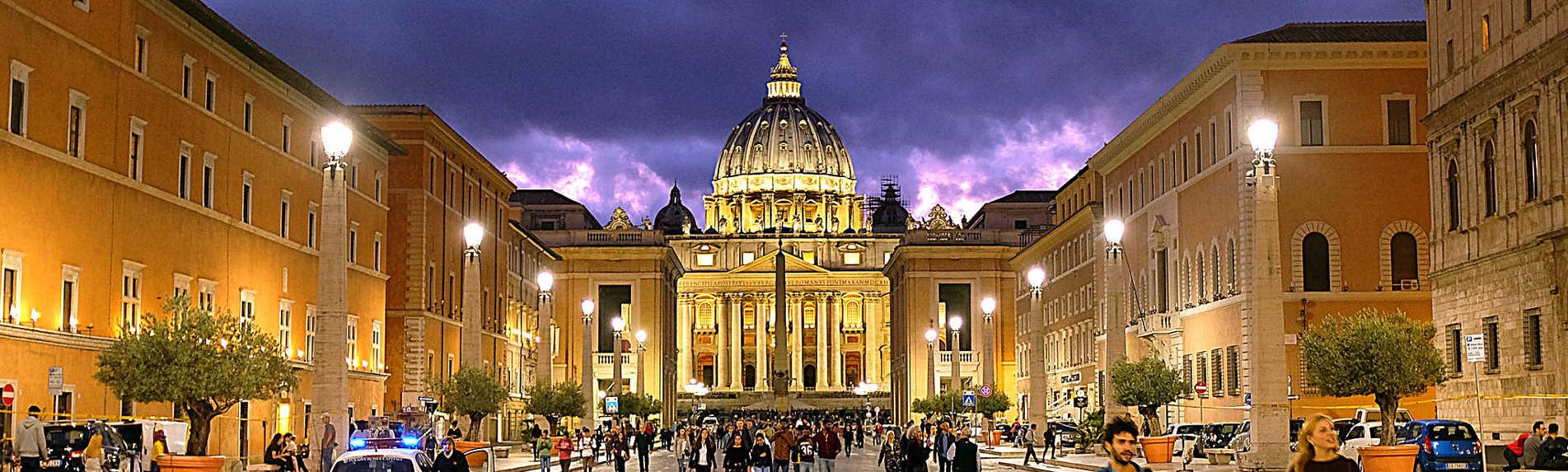 Vatican Virtual Tour