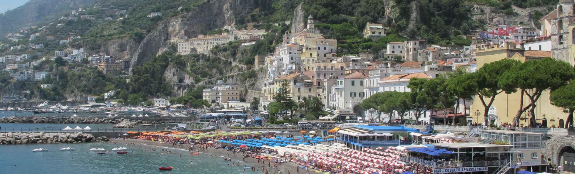 Amalfi Coast Tours are Available Now!