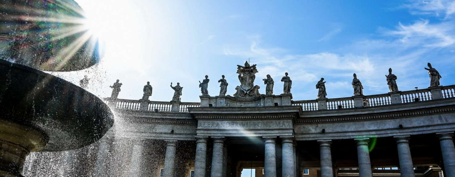 How much art is in the Vatican?