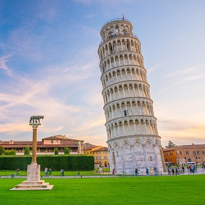 1 Hour Guided Pisa Tour