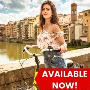 Morning Florence Bike Tour