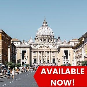 Afternoon Vatican & Sistine Chapel Tour