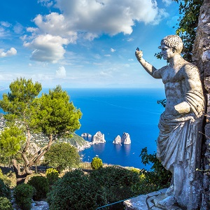 Capri Day Tour