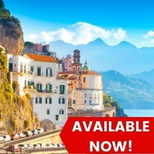 Private Amalfi Coast Tour