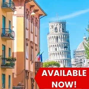 Two Hour Pisa Walking Tour