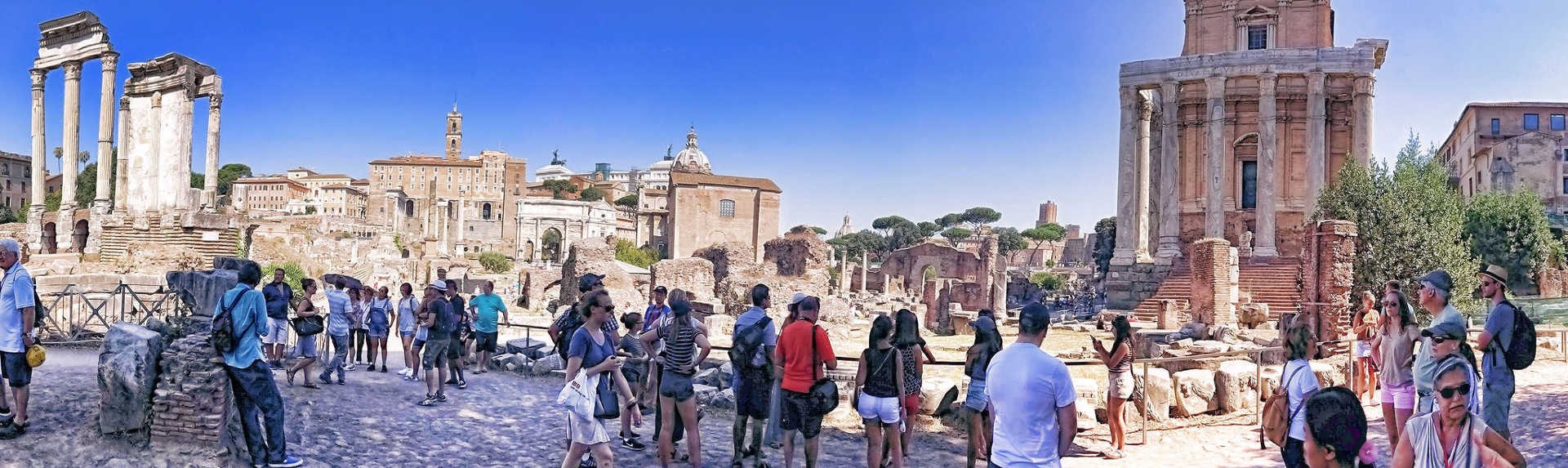 Can you do Rome in three days?