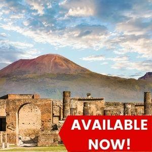 Pompeii & Vesuvius Tour from Naples