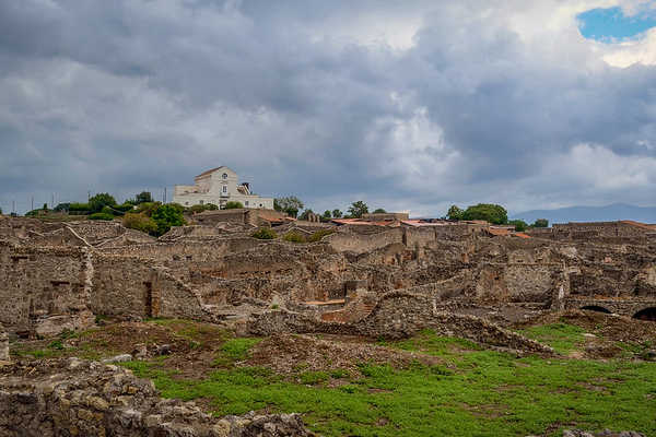 Pompeii, Amalfi Coast
