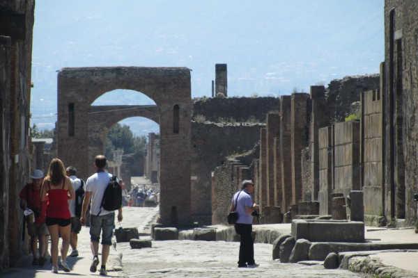 Pompeii Site, Italy